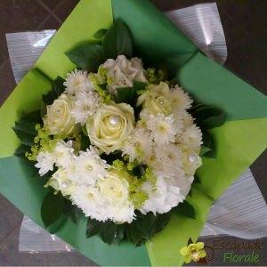 Pureté - Bouquet garni de perles