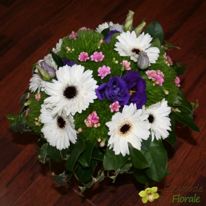 "Bouquet demoiselle ""Marguerite"""