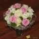 Pastel de roses