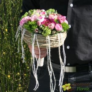 Cordée fleurie