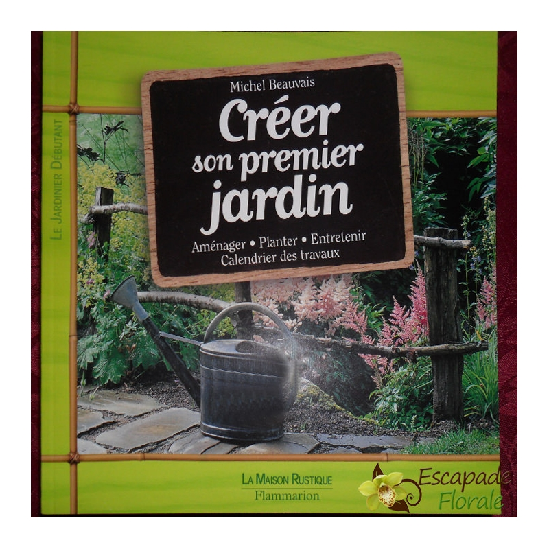 Cr er son premier jardin escapade florale for Creer son jardin gratuit