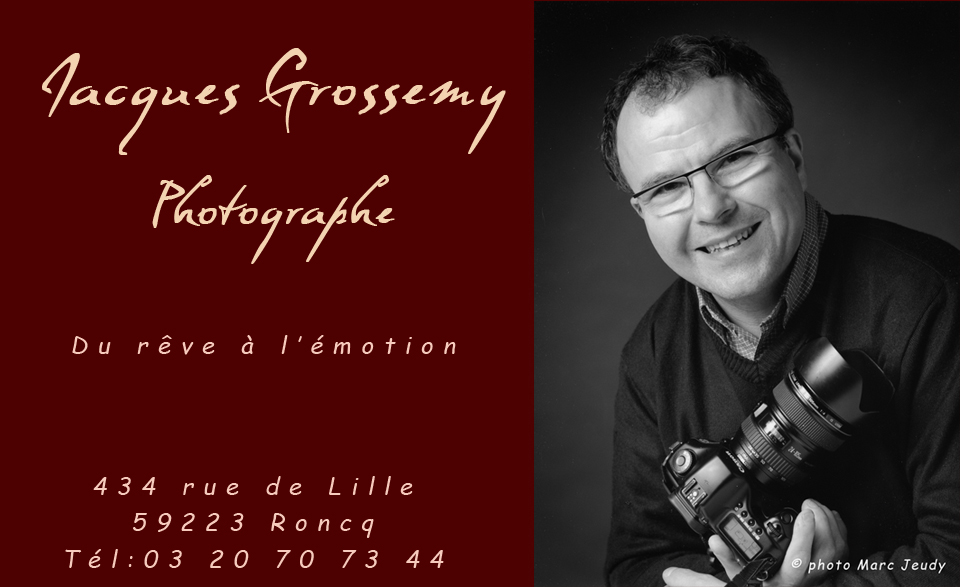 Jacques Grossemy, photographe