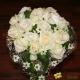 Romantisme blanc - Bouquet de mariée